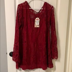 Band of Gypsies dress from Dillard's size large.